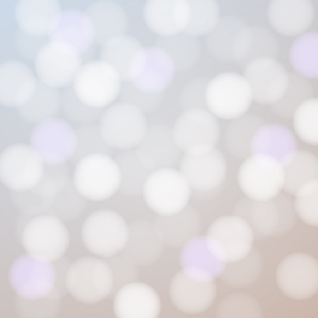 Beautiful shiny background with blink bokeh. Blurred lights abstract vector.