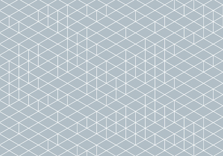projection: Abstract Isometry Wireframe Drawing. Vector Outline Structure. Projection Background.
