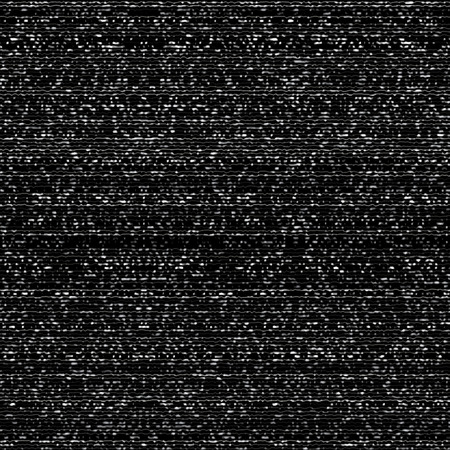 TV Glitch Texture. Abstract Vhs Noise Vector Background. Illustration