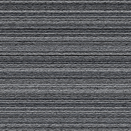 interference: Vector Hindrance Glitch Effect. TV Interference Bad Signal Illustration. Television Noise Background with Grunge Texture. Illustration