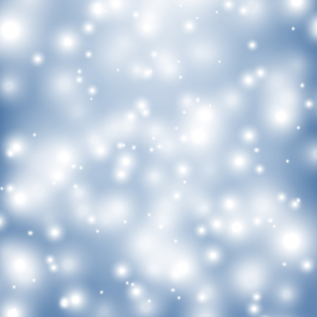 luster: Luster Blue Background with Falling Stars.Vector Shiny Winter Backdrop.