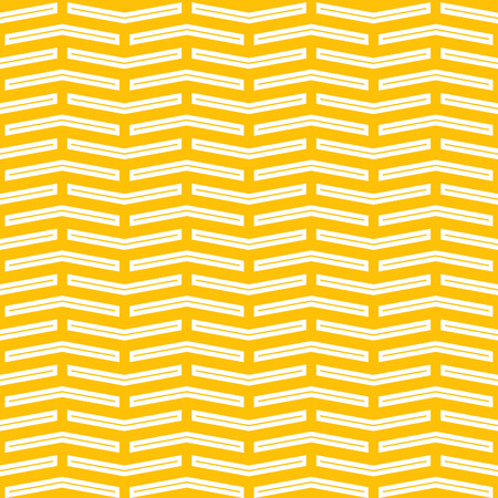 repeate: Linear Geometric Coourful Abstract Seamless Pattern. Vector White and Yellow Textured Background.