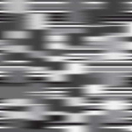 malfunction: TV Glitch Texture. Abstract Noise. Technology Background. Sleek Monochrome Illustration.