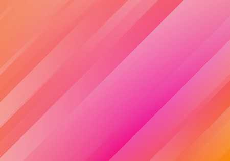 Abstract Salmon Color Background with Stripes.