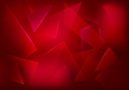 Rota Fondo de cristal Ruby. Decorativo de color rojo. Explosión, destrucción agrietado Ilustración de superficie. Resumen 3d Bg para la fiesta de la noche impresiones o anuncios. Foto de archivo - 60385639