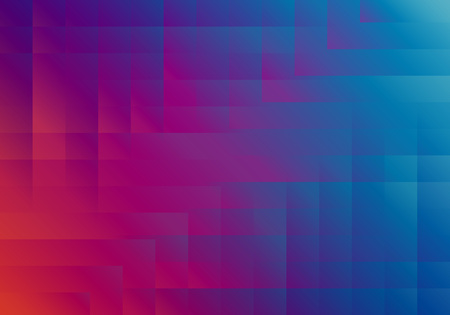 Abstract Colorful Vector Banner Design. Geometric Textured Background with Gradient.