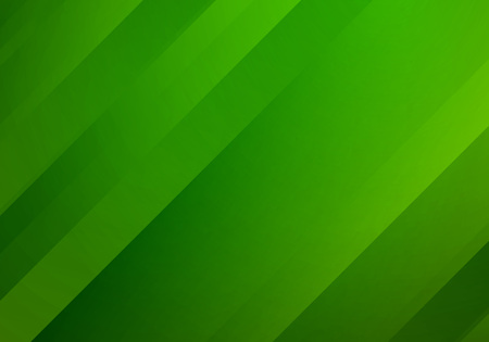 Abstract Green Background with Stripes. Vector Minimal Banner.