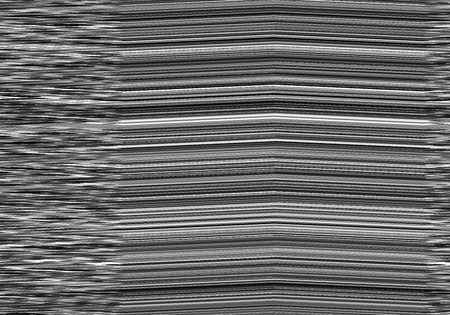 TV Glitch Texture. Abstract Vector Vhs Noise. Analog Video Distortion Background Иллюстрация