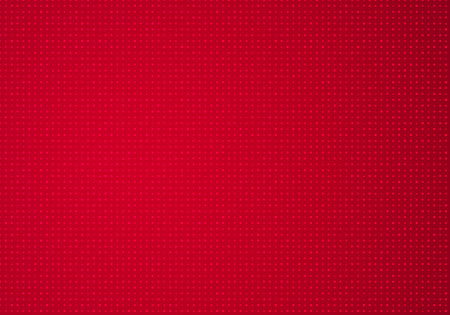 Bright Ruby Horizontal Vector Background with Geometric Pattern. Red Texture. Illustration for Business Banners or Posters