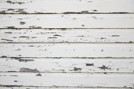 bridget calip: White Weathered Wooden Barn Stock Photo