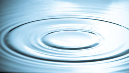 Water Ripple Background Stock Photo