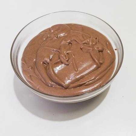 mascarpone: mascarpone cream Stock Photo