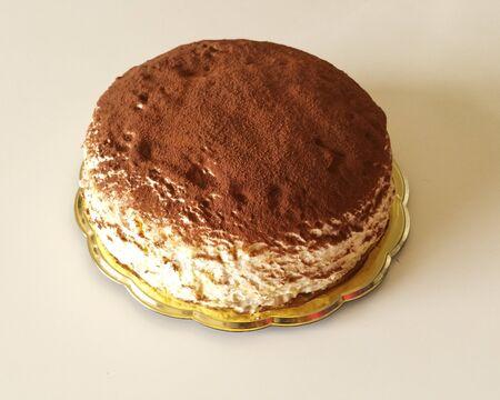 crepas: crepes pastel de tiramisú