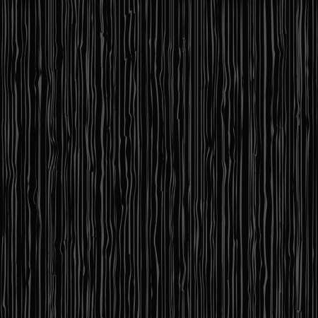 Wood texture background. Black tree surface Ilustração