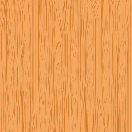 Vettore del fondo di struttura di legno. Illustrazione vettoriale di superficie dell'albero marrone Vettoriali