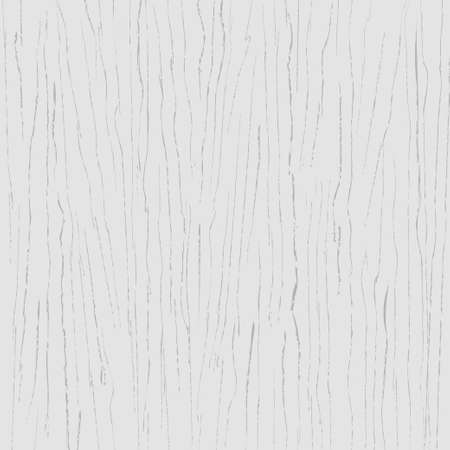 Wood white texture background, vector illustration