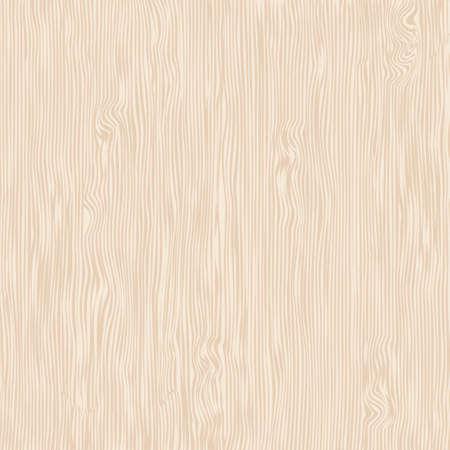 Holz Textur Hintergrundvektor. Vektorillustration der braunen Baumoberfläche