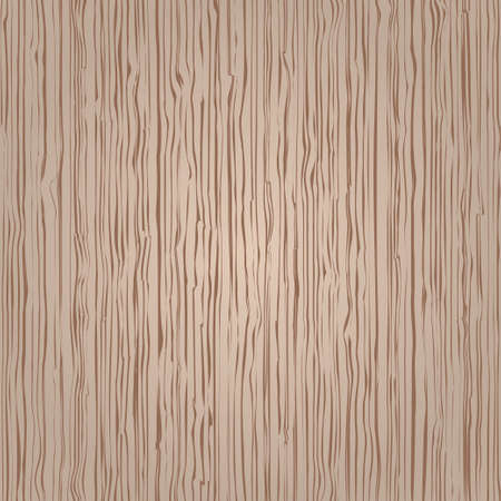 Wood texture background vector. Brown tree surface vector illustration