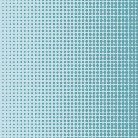 Abstract halftone dots background. Vector illustration
