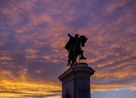 herman: Sam Houston Statue in Herman Park