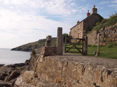 quin: Port Quin Cottage