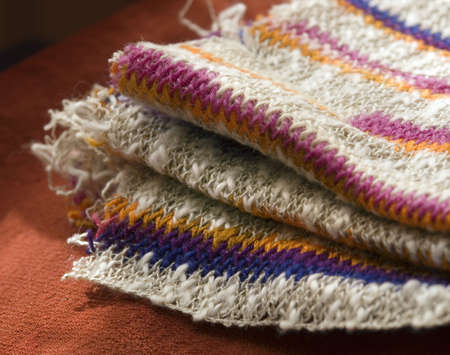 kerseymere: knitting materials - different patterns & colors