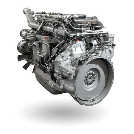flagship: Heavy Industry - 600 horse power high torque truck diesel engine