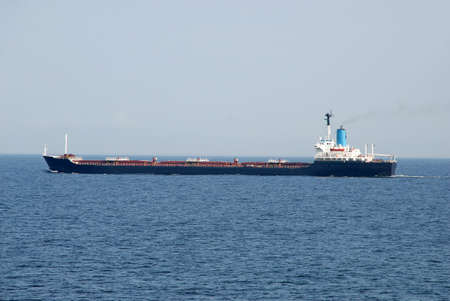 tonnage: Full Load Cargo Tanker Sailing