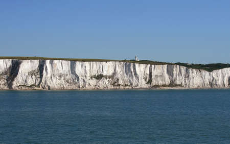 dover: the white cliffs of dover