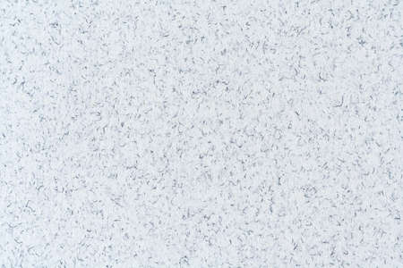 White paper surface with inclusion of blue stripes and spots  texture