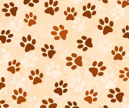 animal tracks: Tracce degli animali sfondo