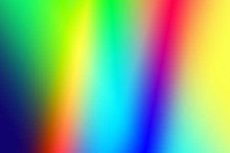 Bright rainbow abstract background for design photo