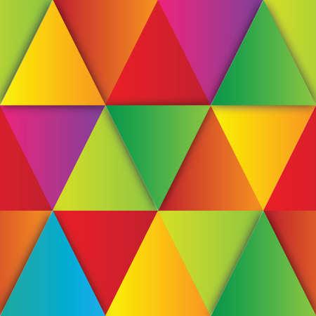 Seamless geometric pattern - vector illustration Vector