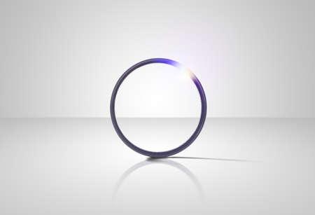 uv: isolated lens uv filter