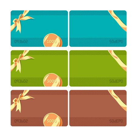 points of interest: Gift card. 1000, 3000 and 5000 points. Color 2.