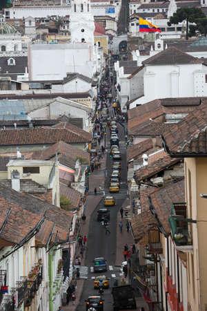 garcia: Calle Gabriel Garcia Moreno