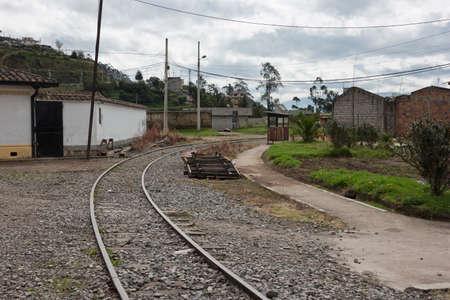 estacion tren: Estaci�n de tren Tambillo