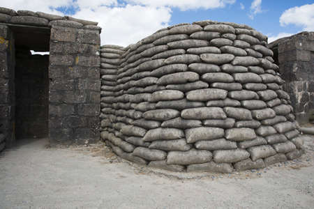 trenches: Observation posts in the trenches of death