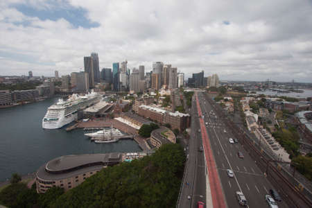 quay: From Circular Quay to Darling Harbour Editorial