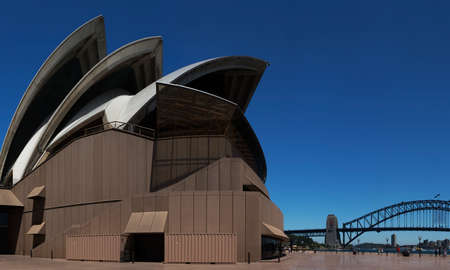 cahill: From the Opera House to the Harbour bridge Editorial