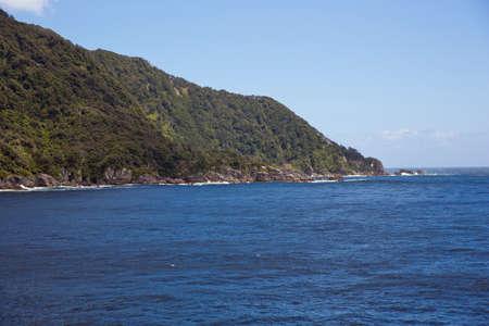 tasman: Doubtful Sound and the Tasman Sea