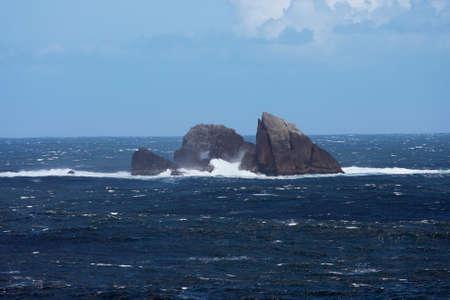 tasman: Coming into the Tasman Sea from Doubtful Sound