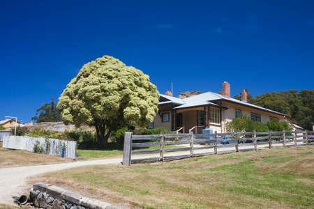 typology: Port Arthur Police Station