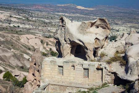 cave house: Cave house near Uchisar