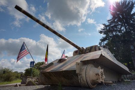 bulge: Tank 2 Panzer
