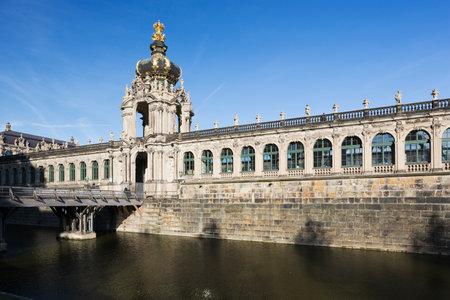 rebuild: Entrance of the Zwinger