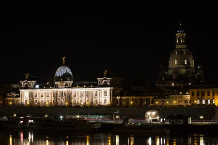 bombardment: Dresden fortress Brhls terrace