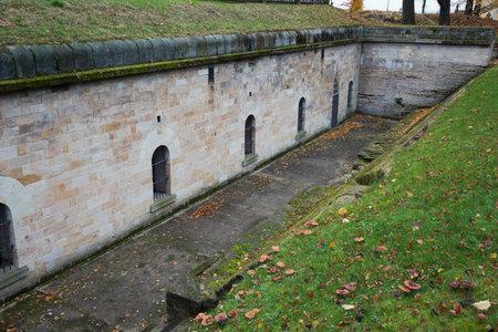 prisoner of war: Inside the Konigstein Fortress