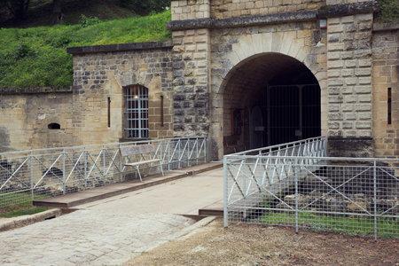 conde: Entrance to the Fort de Conde