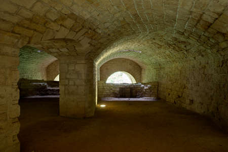 ww1: Inside the walls of the fortress